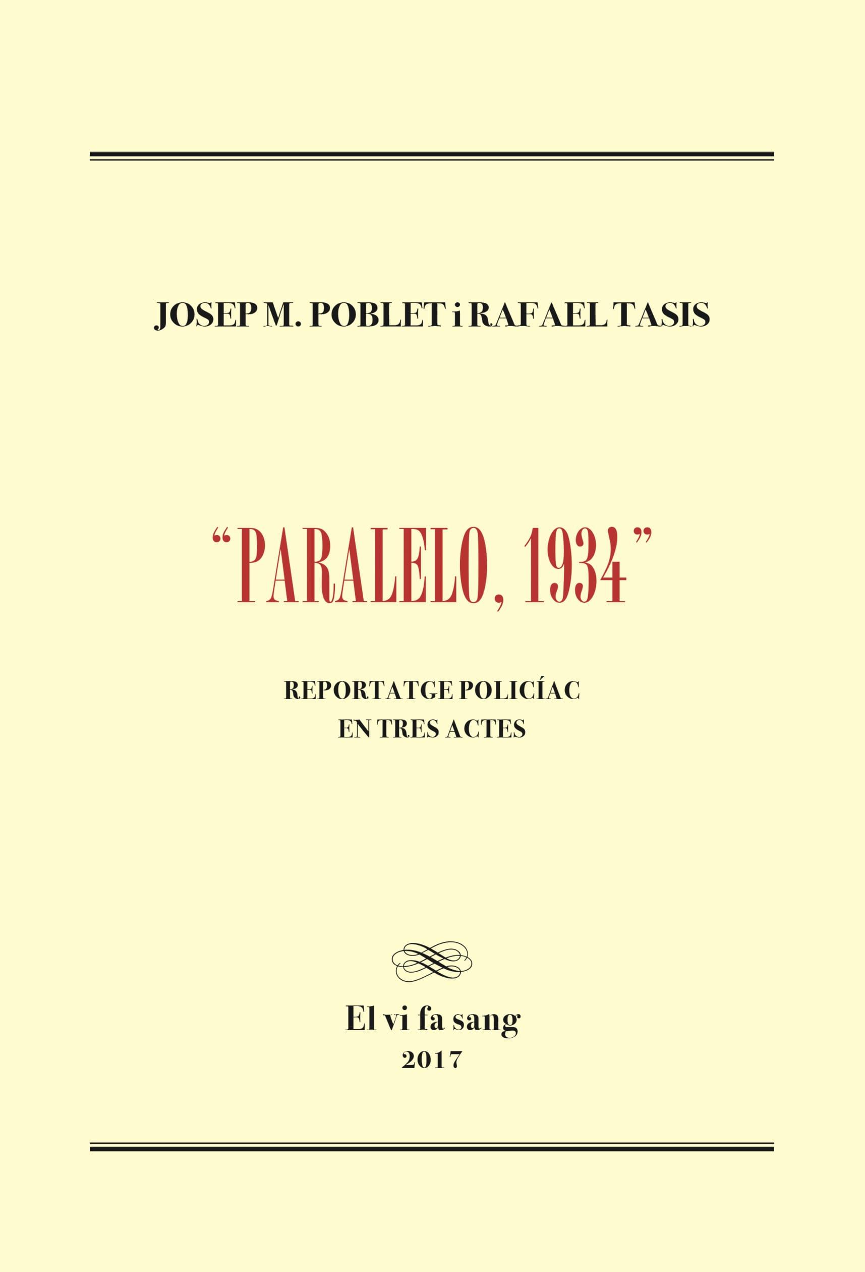llibre paralelo