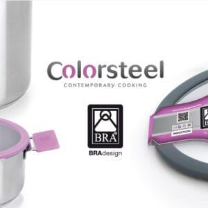BRA Colorsteel Cassoles
