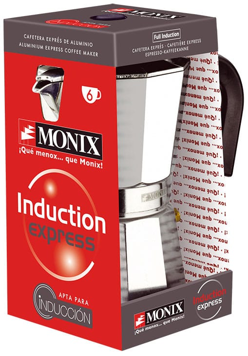 PACKAGING TRIDI CAFET MONIX INDUC ESPRESS
