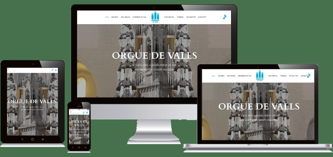 estructura orguevalls