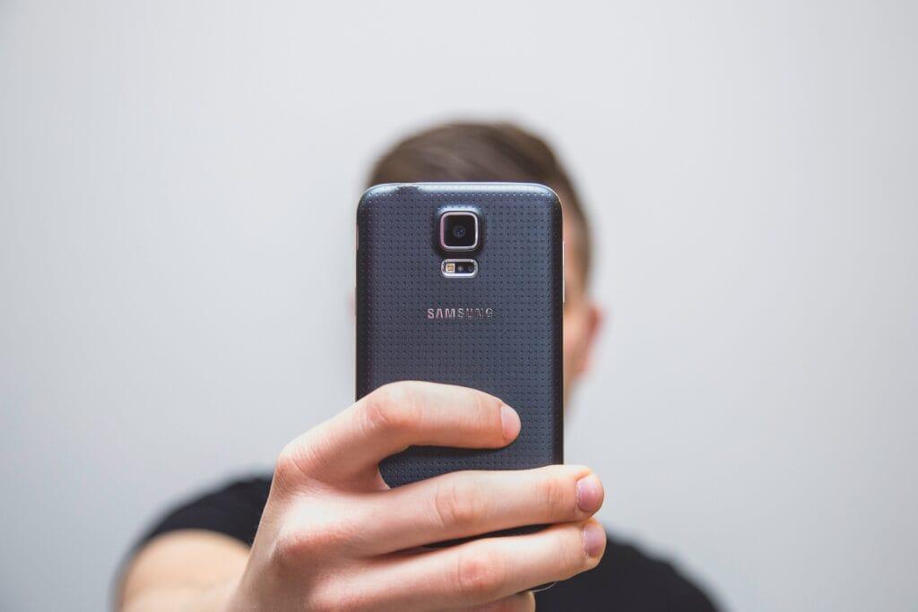 selfie la teva web imatge digital