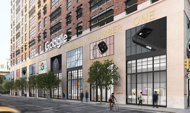 La importància de la omnicanalitat; Google obrirà la seva primera botiga física